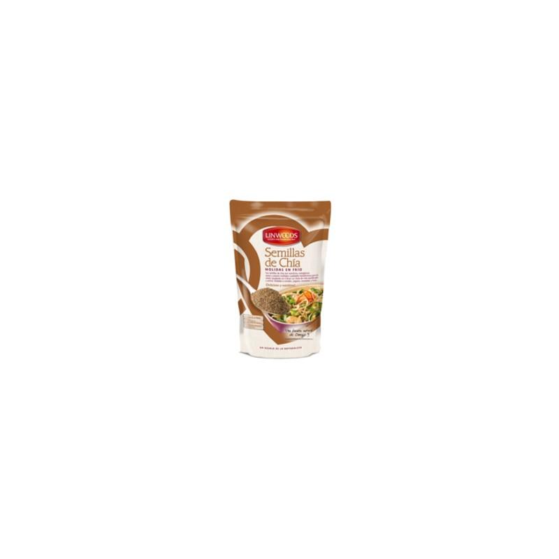 Semillas de Chia molidas Linwoods, 200 gr.