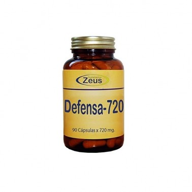 Defensa 720 Zeus, 90 cap.