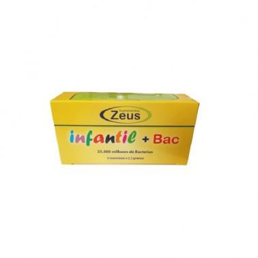 Infantil BAC Zeus, 8 monodosis