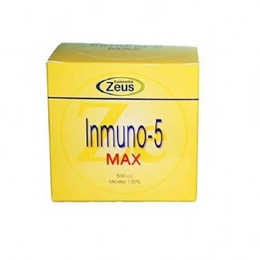 Inmuno-5 Max polvo Zeus, 500 cc