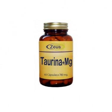 L-Taurina-Mg Zeus, 60 cap.