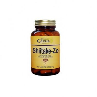 Shiitake-Ze Zeus 400 mg, 180 cap.