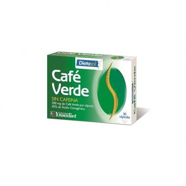 Café Verde Ynsadiet, 30 cap.