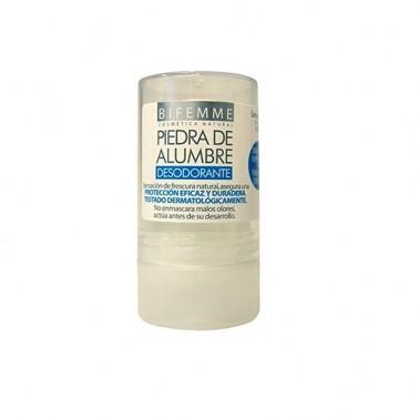 Desodorante Piedra de Alumbre Ynsadiet, 120 gr.