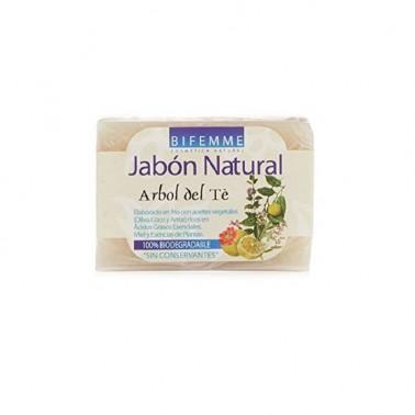 Jabón de Tee Tree Oil Biofemme 100 gr.
