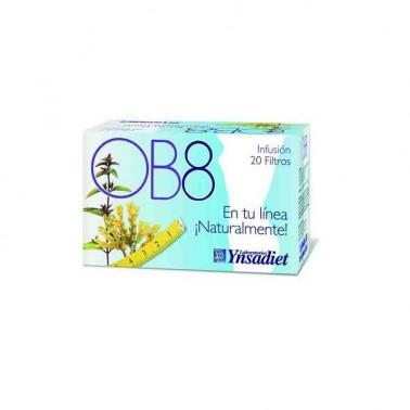 OB8 infusión Ynsadiet, 20 sbrs.