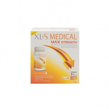 XLS Medical MAX Strength, 120 comp.
