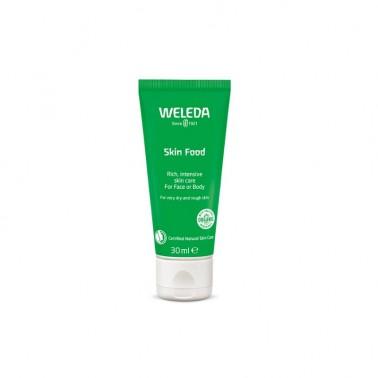 Skin Food crema de plantas medicinales Weleda, 30 ml.