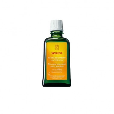 Weleda Aceite de Caléndula para masaje, 100 ml.