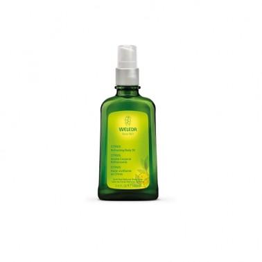 Weleda Aceite de citrus para el cuerpo, 100 ml.