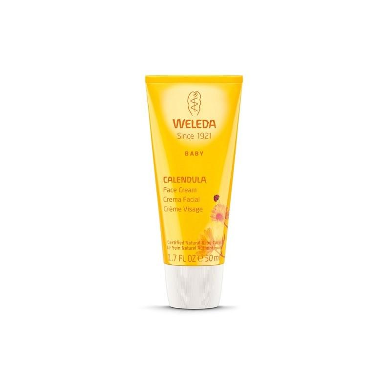 Weleda Crema Facial de Caléndula BEBE, 50 ml.