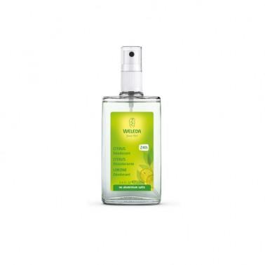 Weleda Desodorante Citrus, 100 ml.