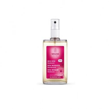 Weleda Desodorante de Rosa, 100 ml.