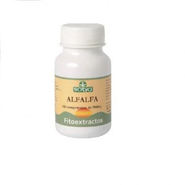Alfalfa Sotya, 100 comp.
