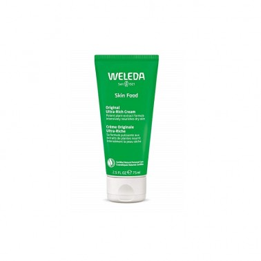 Skin Food crema de plantas medicinales Weleda, 75 ml.