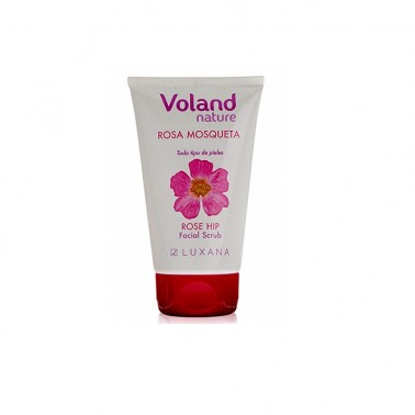 Voland Nature Exfoliante Facial Rosa Mosqueta, 100 ml.