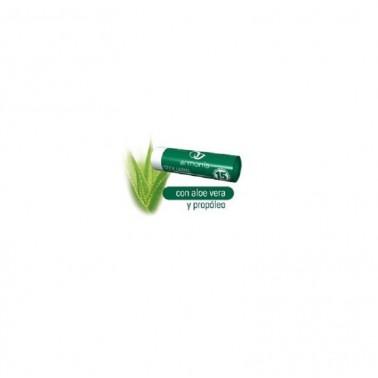 Armonia Stick Labial con Aloe Vera y Propóleo FPS15, 4 gr.