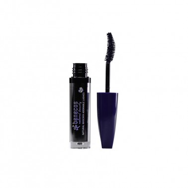 Benecos Mascara Pestañas Adorable Deep Ocean Azul