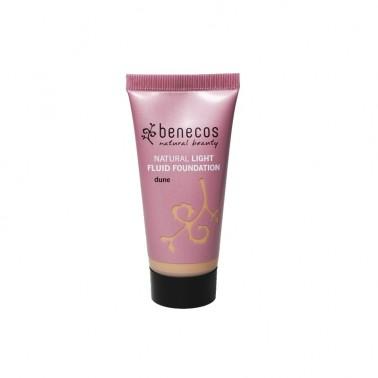 Benecos Maquillaje Natural Fluido Dune, 30 ml.