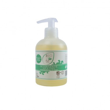 Gel facial y manos BIO con extracto de enebro Bioconte, 300 ml.