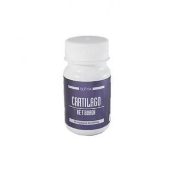 Cartilago de Tiburón 500 mg. Sotya, 60 cap.