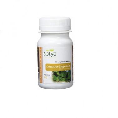Cascara sagrada Sotya, 100 comp.