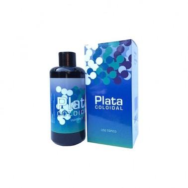 Argenol Plata Coloidal 120 ppm, 50 ml.