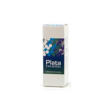 Argenol Plata Coloidal 120 ppm, 200 ml.