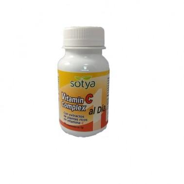 Vitamina C complex Sotya, 90 comp.