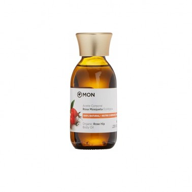 Aceite corporal de Rosa Mosqueta Mon, 125 ml.