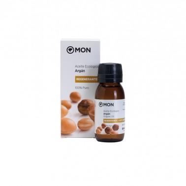 Aceite de Argan ECO 100% puro Mon, 60 ml.