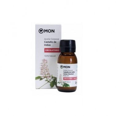 Aceite de Castaño de Indias Mon, 60 ml.