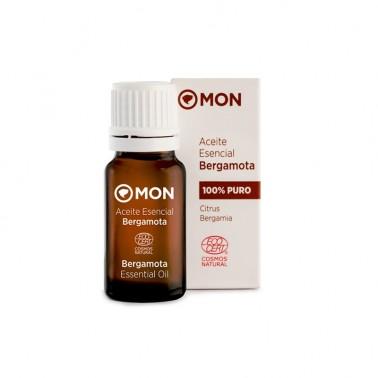 Aceite Esencial Bergamota Eco Mon, 12 ml.