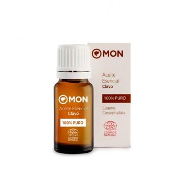 Aceite Esencial Clavo Eco Mon, 12 ml.