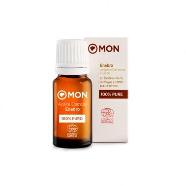 Aceite Esencial Enebro Eco Mon, 12 ml.