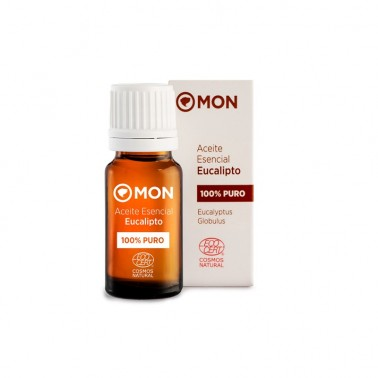 Aceite Esencial Eucalipto Eco Mon, 12 ml.