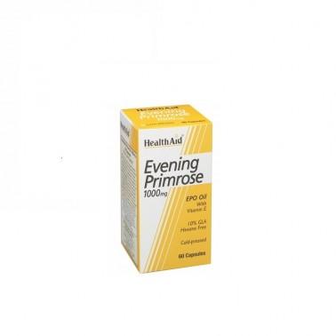 Aceite de Onagra Health Aid 1000 mg., 60 cap.