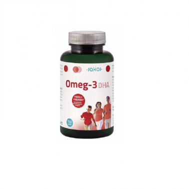 Omega 3 DHA Sakai, 150 perlas