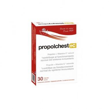 Propolchest-C Bioserum, 30 cap.