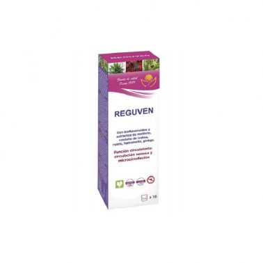 Reguven jarabe Bioserum, 250 ml.