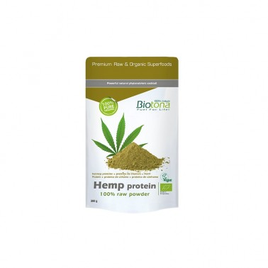 Biotona Hemp Protein Cáñamo BIO, 300 gr.