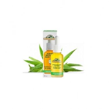 Aceite Corporal Aloe Vera BIO Corpore Sano, 30 ml.