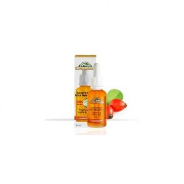 Aceite de Rosa Mosqueta BIO 100% Puro Corpore Sano, 30 ml.