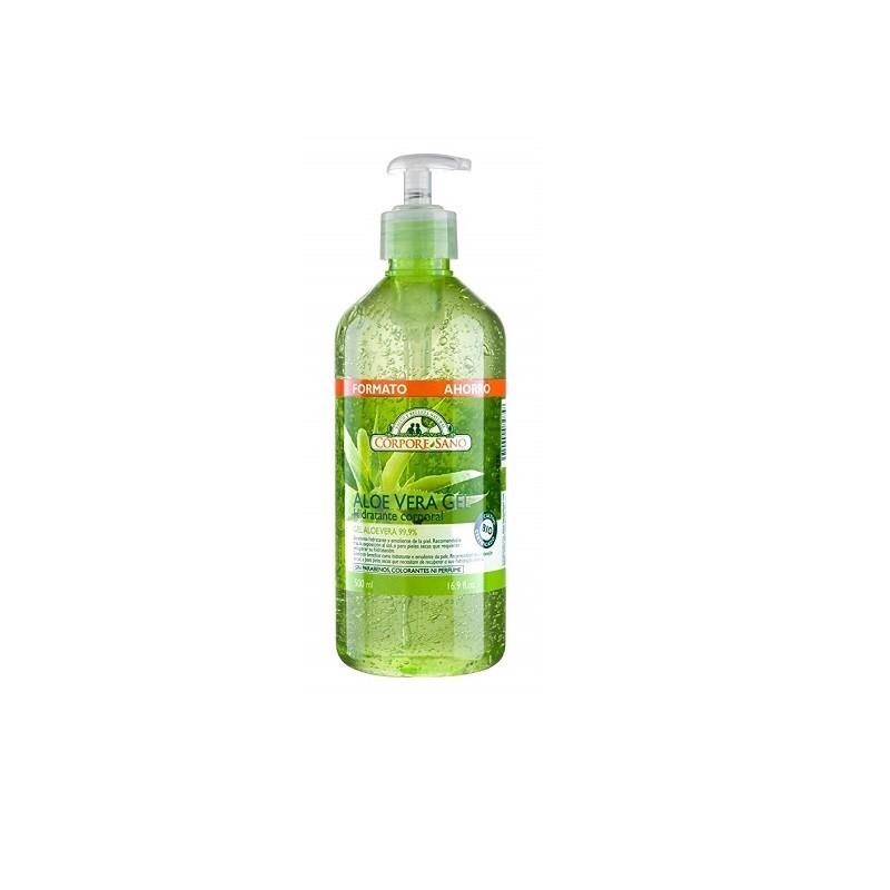 Aloe Vera Gel 99,9 ECO Corpore Sano, 300 ml.
