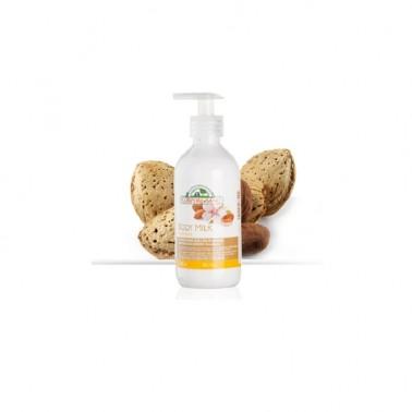 Body milk Almendras Dulces Corpore Sano, 300 ml.