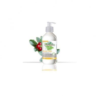 Body milk Antioxidante Gayuba y Granada BIO Corpore Sano, 300 ml.
