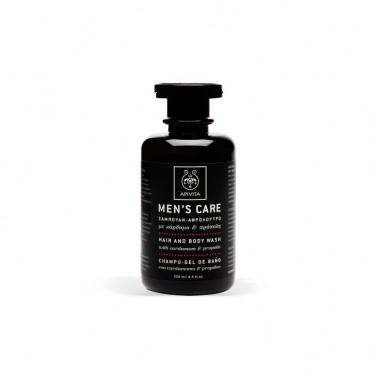 Apivita Hombre Gel para cabello y cuerpo, 200 ml.