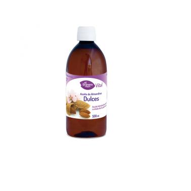 El Granero Aceite de Almendras dulces, 500 ml.