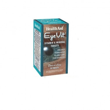 EyeVit plus Health Aid, 30 cap.