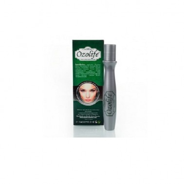 Sérum bolsas y ojeras roll-on Ozolife, 15 ml.